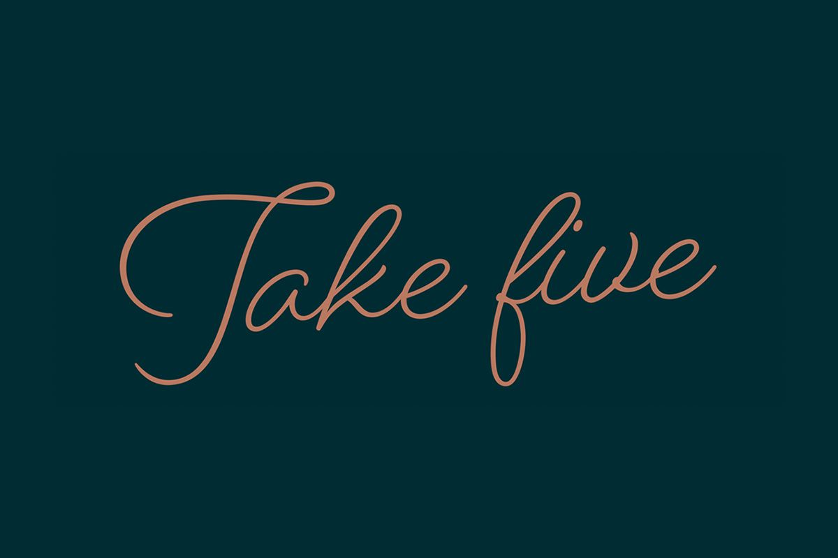 Take Five - Meeting & Event Offers Leeds - Brighouse